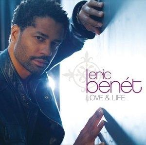 Album  Cover Eric Benét - Love & Life on WARNER BROS. Records from 2008