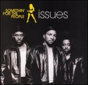 Front Cover Album Something For The People - Issues
