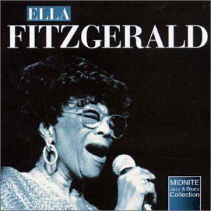 Album  Cover Ella Fitzgerald - Hallelujah on SMASH Records from 1995