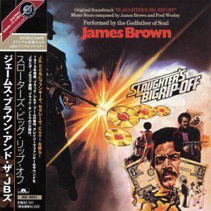 Front Cover Album James Brown - Slaughter's Big Rip-Off