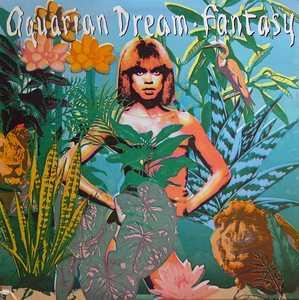 Album  Cover Aquarian Dream - Fantasy on ELEKTRA Records from 1978
