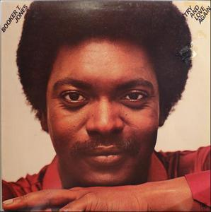 Front Cover Album Booker T. Jones And The Mgs - try And Love Again