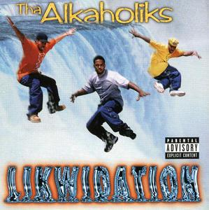 Album  Cover Tha Alkaholiks - Likwidation on LOUD Records from 1997