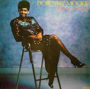 Album  Cover Dorothy Moore - Time Out For Me on VOLT Records from 1988