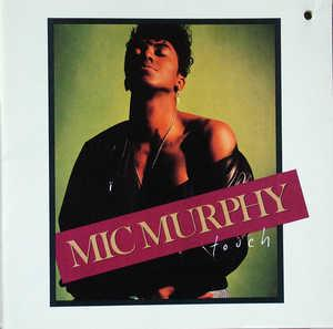 Front Cover Album Mic Murphy - Touch