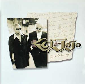 Album  Cover K-ci & Jojo - Love Always on MCA Records from 1997