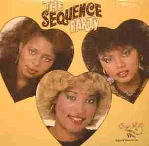 Album  Cover The Sequence - The Sequence Party on SUGERHILL Records from 1983