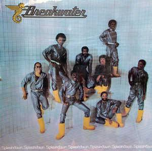 Album  Cover Breakwater - Splashdown on ARISTA Records from 1980