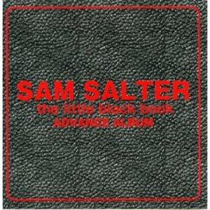 Album  Cover Sam Salter - The Little Black Book on LA FACE Records from 2000