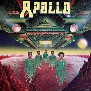 Album  Cover Apollo - Apollo on GORDY (MOTOWN RECORD) Records from 1979