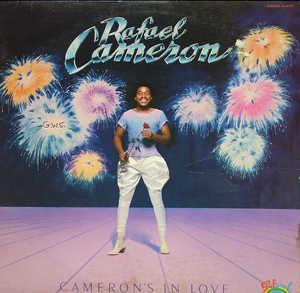 Album  Cover Rafael Cameron - Cameron's In Love on SALSOUL Records from 1981