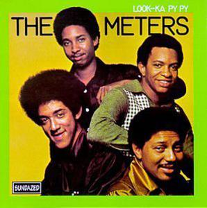 Album  Cover The Meters - Look-ka Py Py on JOSIE Records from 1970