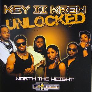 Front Cover Album Key Ii Krew - Worth The Weight