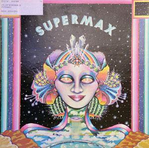 Album  Cover Supermax - Supermax on ATLANTIC Records from 1978