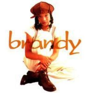 Album  Cover Brandy - Brandy on ATLANTIC Records from 1994