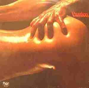 Album  Cover Passion - Passion on PRELUDE Records from 1979