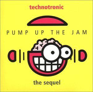 Album  Cover Technotronic - Pump Up The Jam on SBK/CLIP Records from 1989