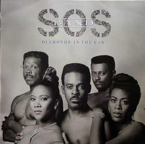Album  Cover The S.o.s. Band - Diamonds In The Raw on TABU Records from 1989