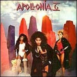 Album  Cover Apollonia 6 - Apollonia 6 on WARNER BROS. Records from 1984