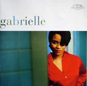Album  Cover Gabrielle - Gabrielle on GO BEAT Records from 1996