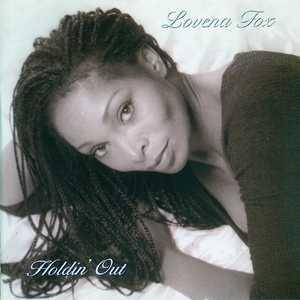 Front Cover Album Lovena Fox - Holdin' Out