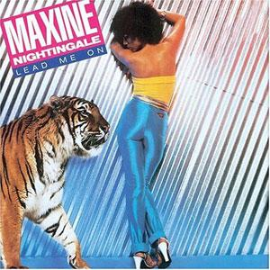 Album  Cover Maxine Nightingale - Lead Me On on UNITED ARTISTS Records from 1979