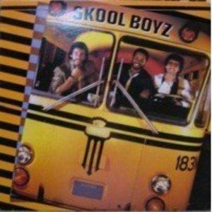 Album  Cover Skool Boyz - Skool Boyz on COLUMBIA Records from 1984