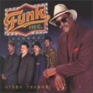 Album  Cover Funk Inc. - Urban Renewal on MILESTONE Records from 1995