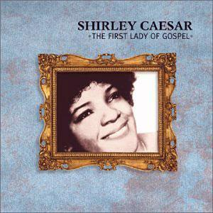 Album  Cover Shirley Caesar - First Lady on HOB Records from 1977