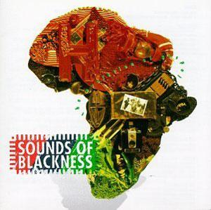 Album  Cover Sounds Of Blackness - The Evolution Of Gospel on PERSPECTIVE/A&M Records from 1990