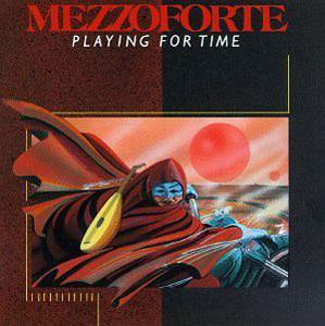 Album  Cover Mezzoforte - Playing For Time on  Records from 1989
