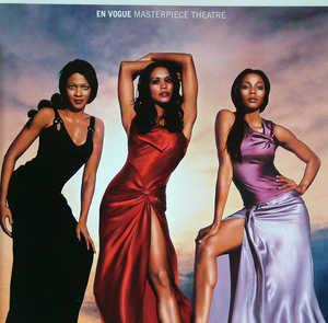 Album  Cover En Vogue - Masterpiece Theatre on ELEKTRA Records from 2000