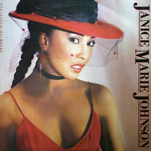 Front Cover Album Janice Marie Johnson - One Taste Of Honey