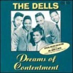 Album  Cover The Dells - Dreams Of Contentment on VEE-JAY Records from 1993