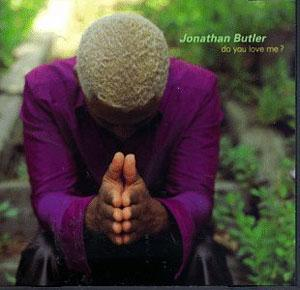 Front Cover Album Jonathan Butler - Do You Love Me?