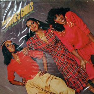 Album  Cover The Jones Girls - Get As Much Love As You Can on PHILADELPHIA INTERNATIONAL Records from 1981