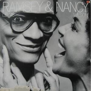 Album  Cover Ramsey Lewis - With Nancy Wilson: The Two Of Us on COLUMBIA Records from 1984