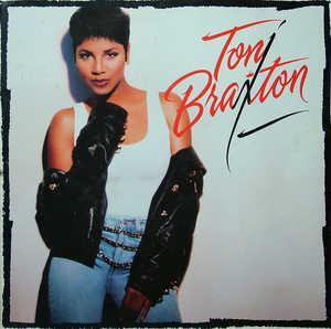 Album  Cover Toni Braxton - Toni Braxton on LA FACE Records from 1993