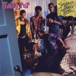 Front Cover Album Koko-pop - Secrets Of Lonely Boys