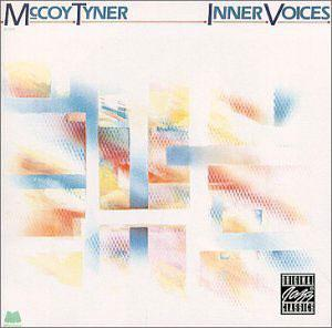 Album  Cover Mccoy Tyner - Inner Voices on MILESTONE Records from 1977