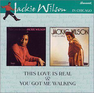 Album  Cover Jackie Wilson - You Got Me Walking on BRUNSWICK Records from 1971