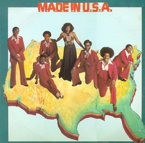 Album  Cover Made In Usa - Made In U.s.a. on DE-LITE RECORDS / DE-2026 Records from 1977
