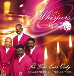 Front Cover Album The Whispers - For Your Ears Only