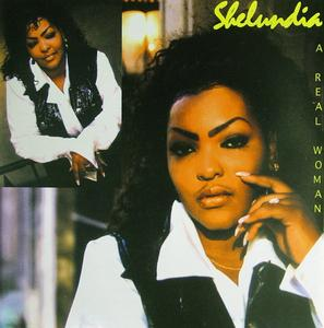 Album  Cover Shelundia - A Real Woman on HOMETOWN Records from 1998