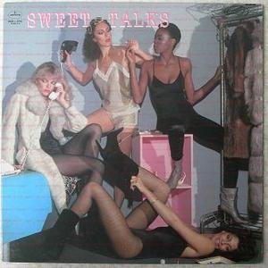 Album  Cover Sweet Talks - Sweet Talks on MERCURY Records from 1979