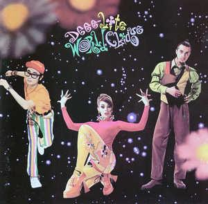 Album  Cover Deee-lite - World Clique on ELEKTRA Records from 1990