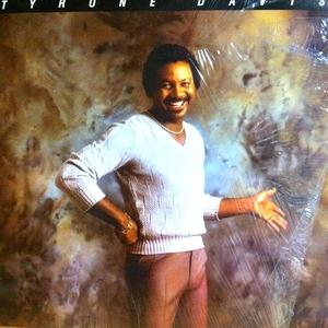 Album  Cover Tyrone Davis - Tyrone Davis on HIGHRISE Records from 1982