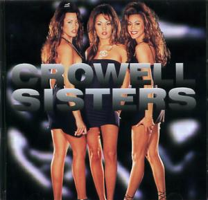 Front Cover Album Crowell Sisters - Crowell Sisters