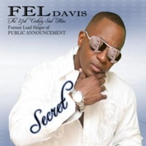 Album  Cover Fel Davis - Secrets on AMEC Records from 2011