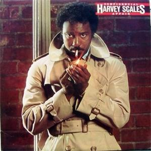 Front Cover Album Harvey Scales - Confidential Affair